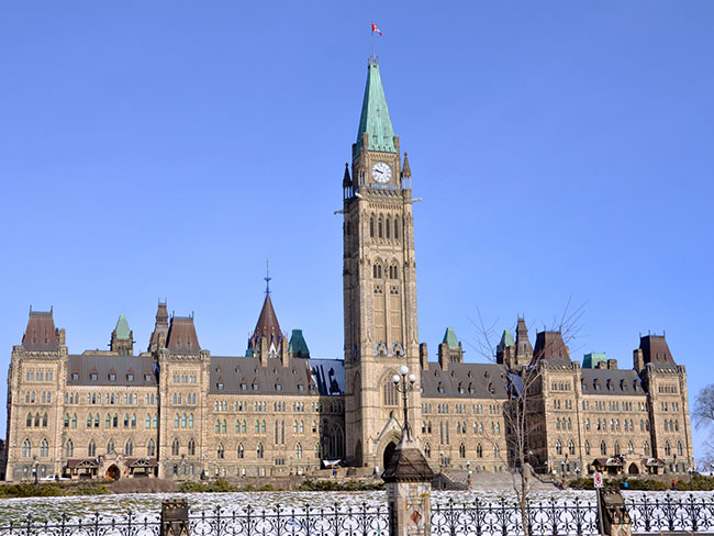 Ottawa Parliment Building